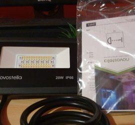 Novostella 2 pack 20w smart LED flood lights