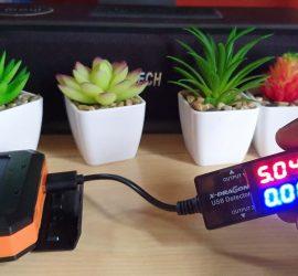 X-Dragon USB Meter