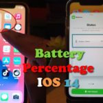 IOS 14 Add battery Percentage to All iPhones