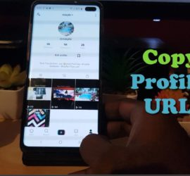 How to Copy TikTok Profile URL