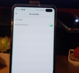 How to Disable Live Photo or Animated thumbnail TikTok