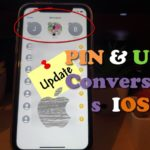 How to PIN Messages IOS 14