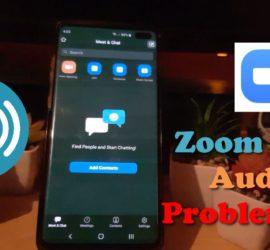 Zoom App Low sound Problem Fix