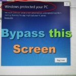 Windows Protected Your PC Bypass