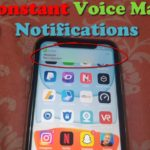 Voicemail Notification Won't go away iPhone