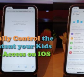 How to Set Content and Privacy Restrictions on iPhone