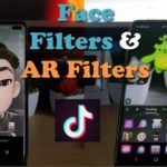 How to use Face Filters on TikTok along with AR Filters