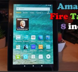 Fire HD 8 10th Generation Tablet
