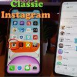Instagram Classic Icon Change