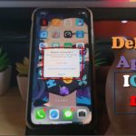 How to DELETE Apps on iOS 14