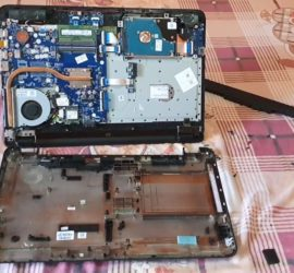 HP TPN-C126 Laptop Disassembly