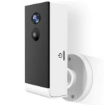 A-Zone Wireless Rechargeable Battery Powered WiFi Camera