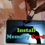 How to Install Memory Card in Galaxy Tab A