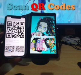 How to Scan QR Code on Samsung Tablet