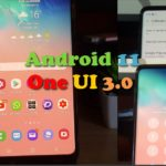 Android 11 Samsung One UI 3.0