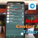 Turn Off Contact Joined Telegram Notifications