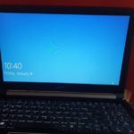 Laptop Boot Up to Blue Screen With Time Fix