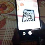 Scan QR Codes Galaxy A70