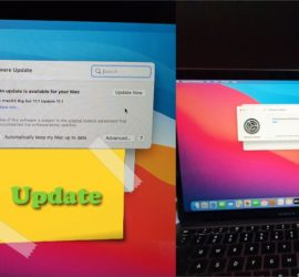 How to check for Updates on MacBook Air and Pro