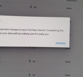 Verify its You YouTube Fix