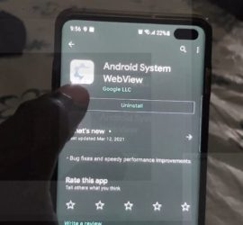 2021 Samsung Galaxy Apps Crashing Fix
