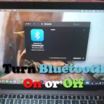 How to Turn On or Off Bluetooth on Macbook