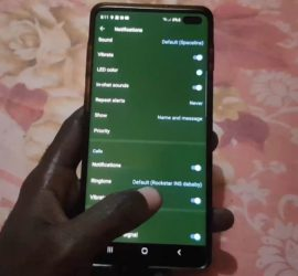 How to Change Ringtone on Signal