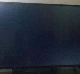 TV Black Screen Fix