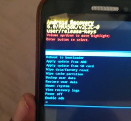 How to Hard Reset Alcatel Phone