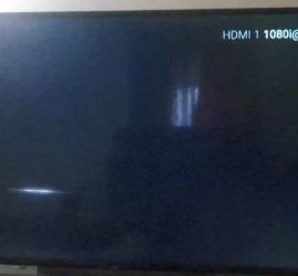 JVC Smart TV Black Screen Fix