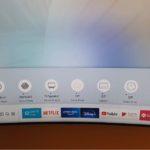 Samsung Quick Settings TV