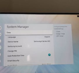 How to Change Language on Samsung Smart TV