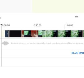 How to Blur Videos on YouTube after Upload