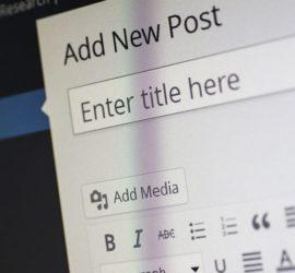Images Not Uploading WordPress for Posts